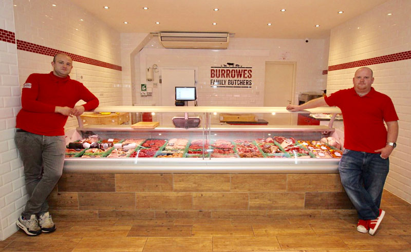 Family Butchers in Burnham